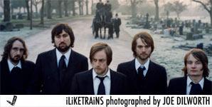 ILiKETRAiNS - The Deception