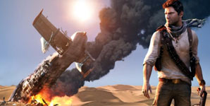 Uncharted 3: Drake's Deception Preview, Sony PS3 Game Preview