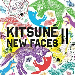 Various Artists Kitsune New Faces 2 Album