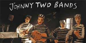 Vincent Vincent and The Villains - Johnny Two Bands Single Review