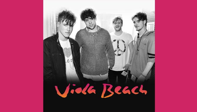 Viola Beach Self-titled Album