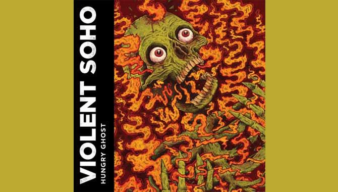 Violent Soho - Waco. Album Review