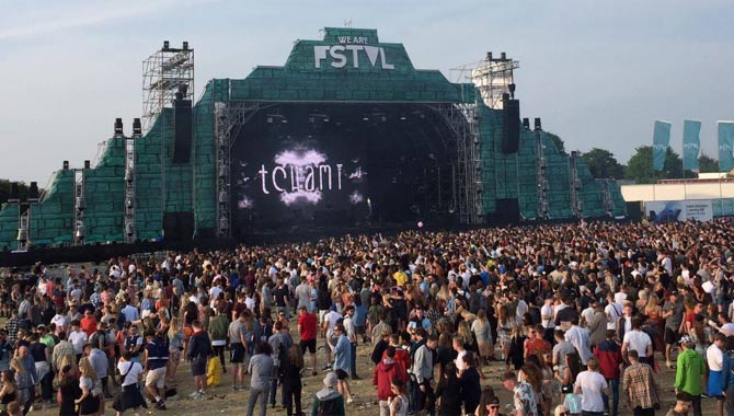 We Are Fstvl 2016 - Live Review