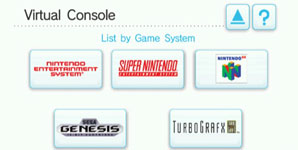 Wii, System Overview and First Impressions, Nintendo Game Preview