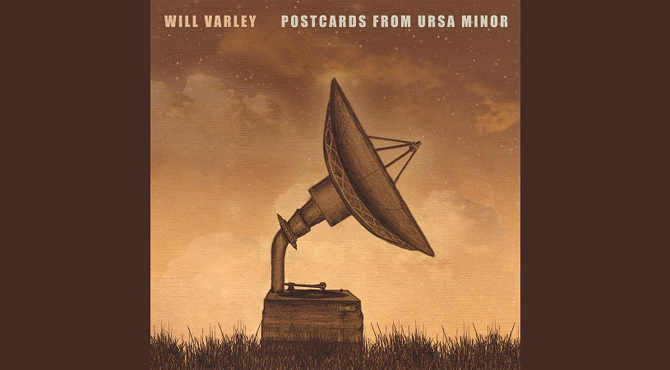 Will Varley - Postcards From Ursa Minor Album Review Album Review