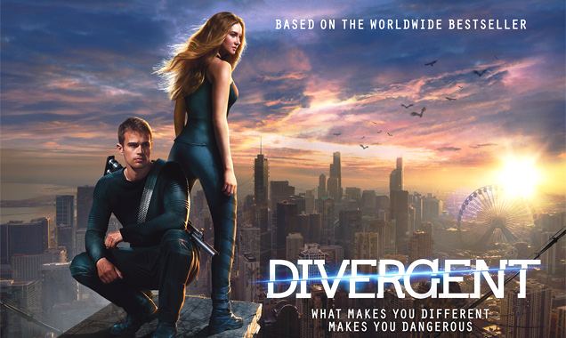 Win Divergent On DVD With The Soundtrack Feature