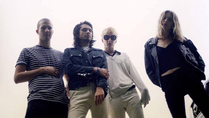 Wolf Alice - Rock City, Nottingham 23.03.2016 Live Review