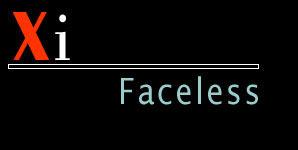 Xi - Faceless