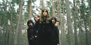 The Zutons - Support from The Little Flames & The Grates Live Review