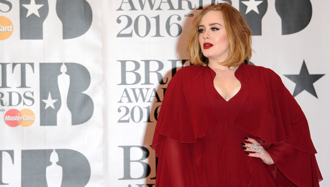 adele-brit-awards-2016-cr-famous-01-670-380.jpg Adele at the 2016 Brit Awards. Credit: Famous