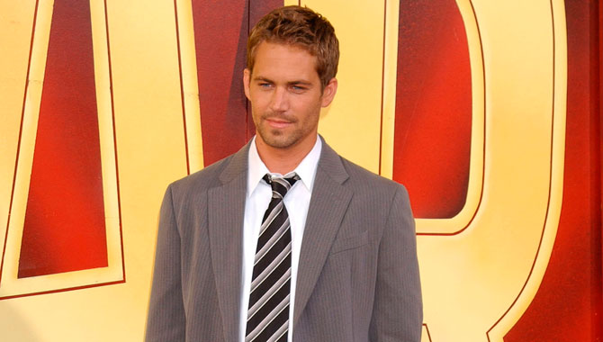 In Remembrance: The Third Anniversary Of Paul Walker's Death