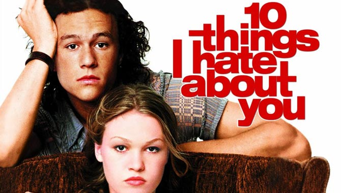 10 Things I Hate About You Soundtrack: From 'Romeo + Juliet' To Macbeth: 11 Of The Best William