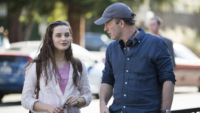 Katherine Langford Discusses '13 Reasons Why' Controversy