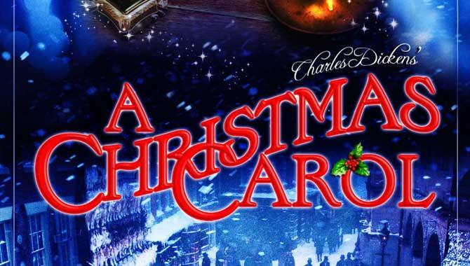 A Christmas Carol starring George C. Scott