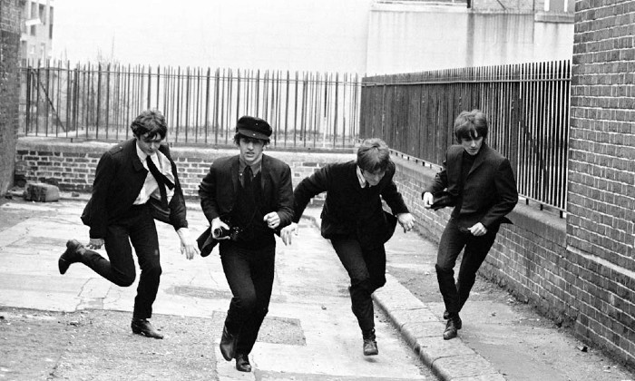 A Hard Day's Night / Photo Credit: United Artists