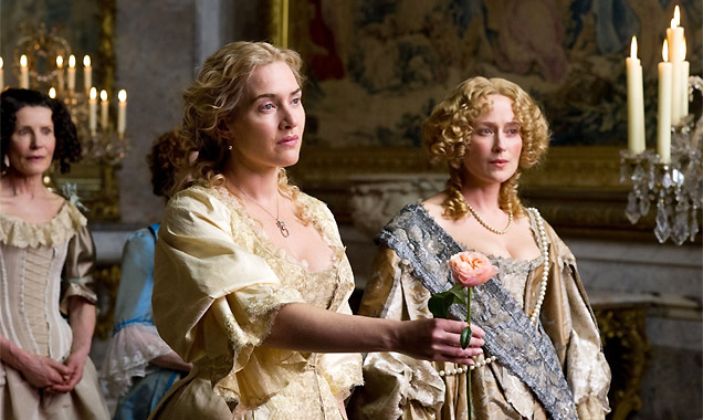 Kate Winslet in 'A Little Chaos'