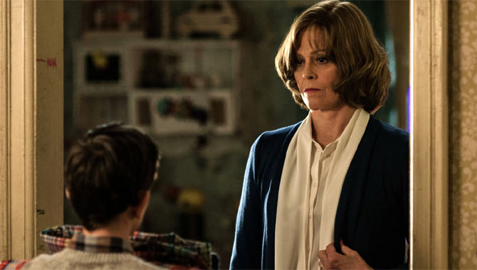 Sigourney Weaver Loved The Intimacy Of A Monster Calls