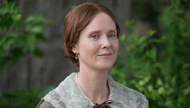 Cynthia Nixon Drew On The Ferocity Of A Quiet Passion