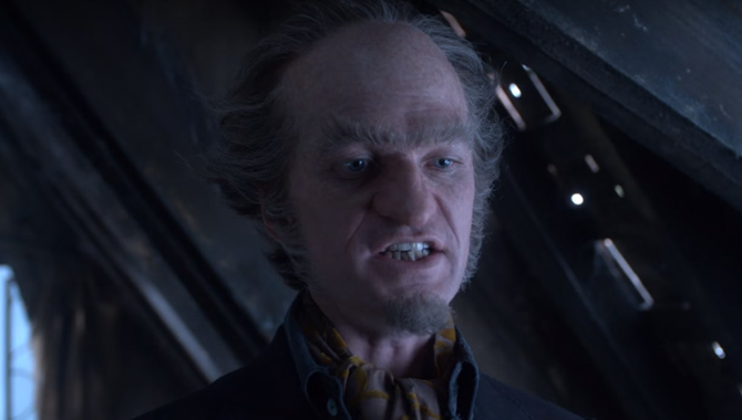 Check Out Neil Patrick Harris As Count Olaf In Netflix's 'A Series of Unfortunate Events'