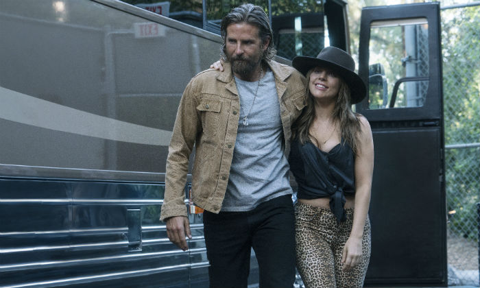Bradley Cooper and Lady Gaga collaborate for the first time