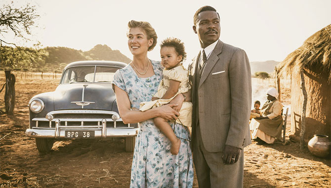 David Oyelowo Traversed His UK And African Heritage