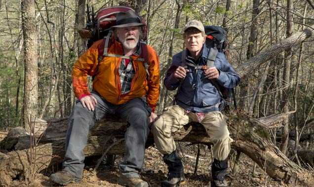 A Walk In The Woods Gives Robert Redford A New Old Friend