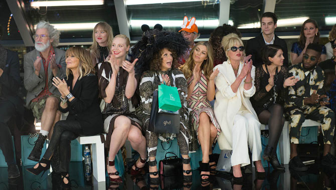 Have Edina And Patsy Really Killed Kate Moss In 'Absolutely Fabulous: The Movie'?