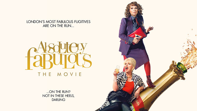 Kylie Minogue Will Be Singing The Theme Tune For 'Absolutely Fabulous: The Movie'!