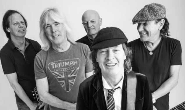 AC/DC promo