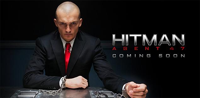 'Hitman: Agent 47' poster