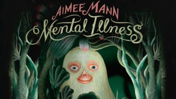 Aimee Mann Gets Dark With Her Newest Album 'Mental Illness'