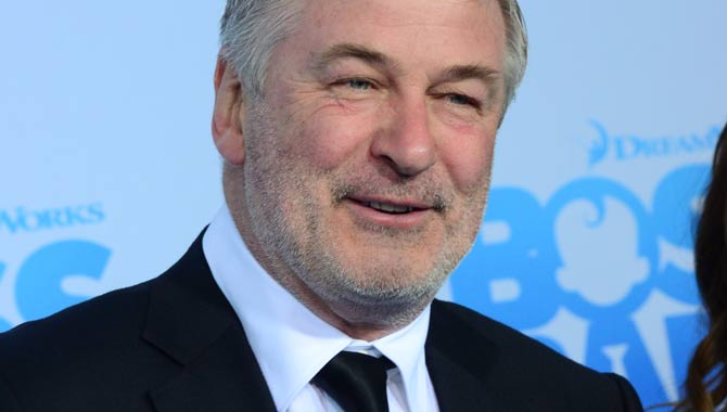 Alec Baldwin Loved Playing A Baby