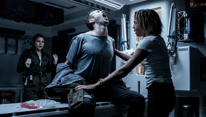 Carmen Ejogo Left Horrified Over Grisly Special Effects On 'Alien: Covenant'