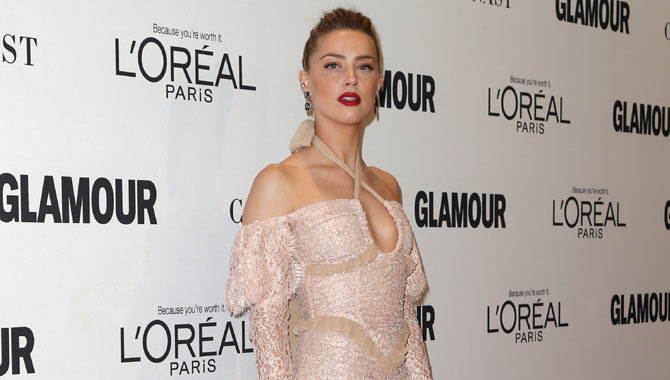Amber Heard Reportedly Sued For 10 Million By London Fields Producers