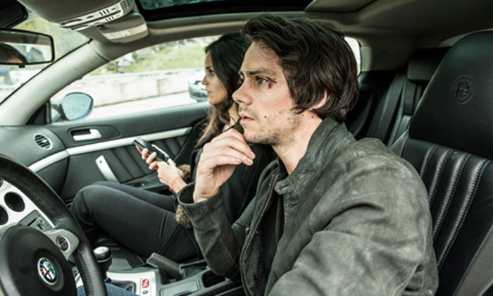 Dylan O'Brien in 'American Assassin'