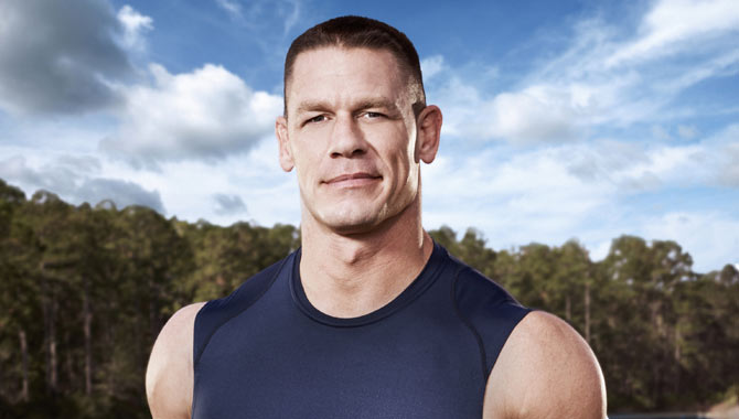 John Cena And Nikki Bella Fall Out During Naked Video Celebration