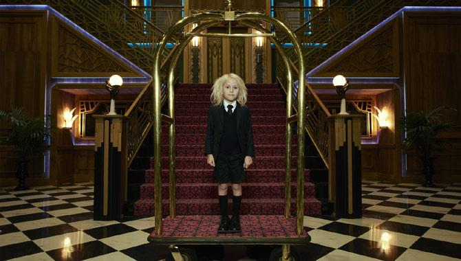 Lennon Henry in 'American Horror Story: Hotel'