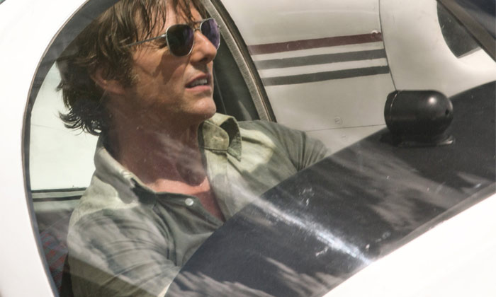 Tom Cruise Dove Into The Satire And Humour Of American Made