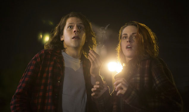Jesse Eisenberg And Kristen Stewart Reunite For American Ultra