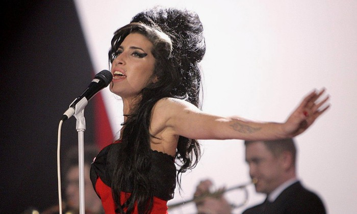 Amy Winehouse at the Brit Awards 2007 / Photo Credit: Yui Mok/PA Archive/PA Images