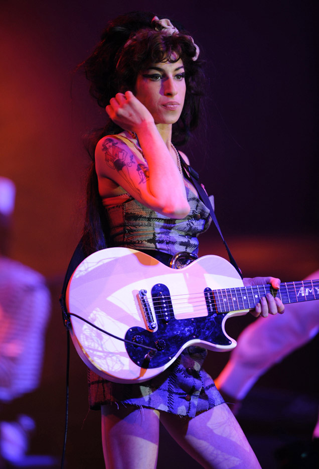 Amy Winehouse's Father Doesn't Want Late Daughter To Win Brit Award
