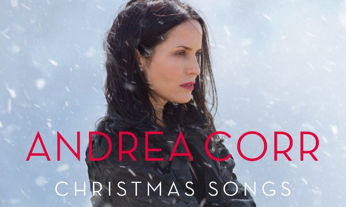 Andrea Corr reveals the poignant inspiration behind her new EP Christmas Songs [EXCLUSIVE]