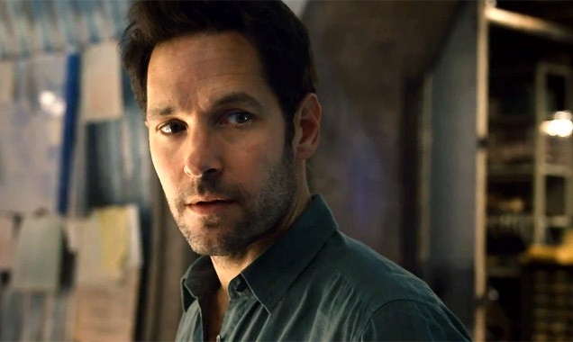 Paul Rudd stars as the titular superhero in 'Ant-Man'