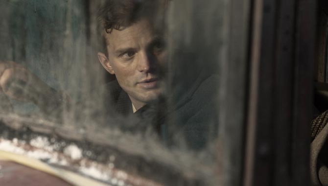 Jamie Dornan Felt A Link With His Character In Anthropoid