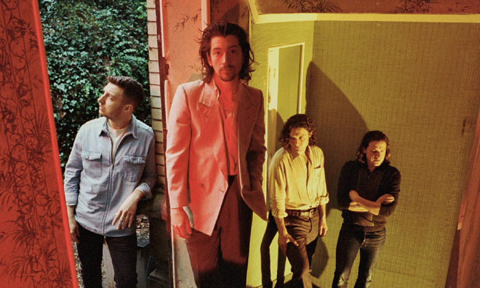 Arctic Monkeys to embark on their 2018 UK Tour