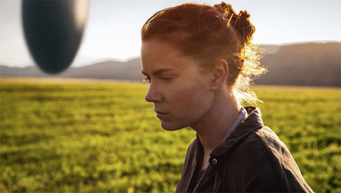 Amy Adams Liked Dressing Down For Arrival