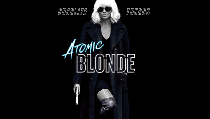 Charlize Theron is set to star in 'Atomic Blonde'