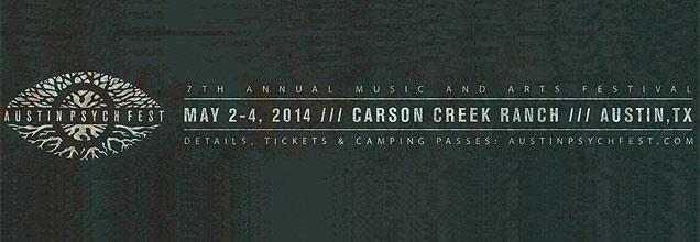 Austin Psych Fest 2014 Logo