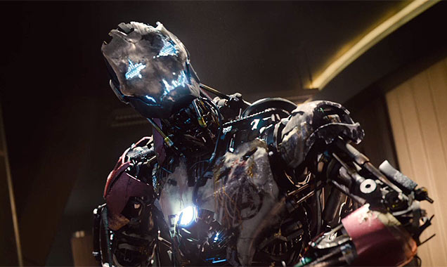 Ultron served as the primary villain in 'Avengers: Age Of Ultron'