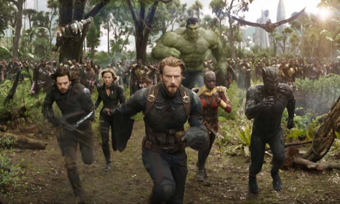 Could the groups be split once more in 'Avengers: Infinity War'?